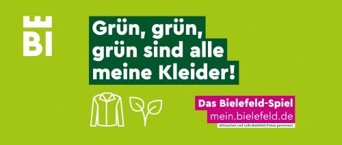 Bielefeld-Spiel Kleider
