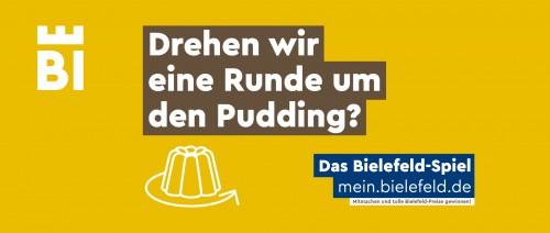 Bielefeld-Spiel Pudding