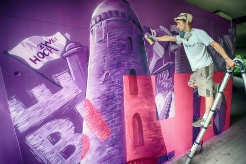 Graffiti-Festival Bielefeld