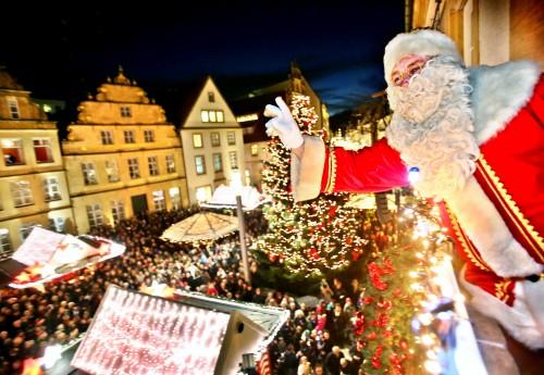 Weihnachtsmarkt Bielefeld
