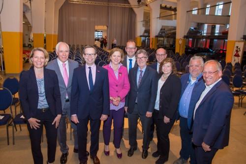 Vorstand Verkehrsverein Bielefeld