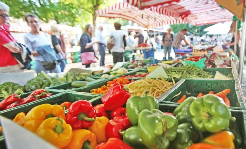 Abendmarkt Bielefeld
