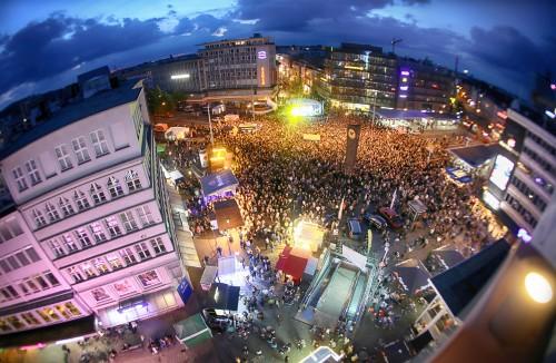 Jahnplatz-Bühne
