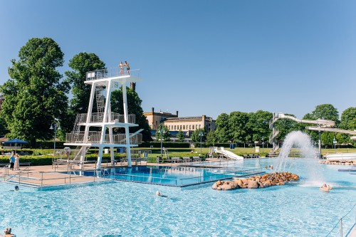 Wiesenbad Bielefeld