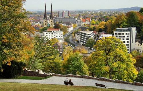 Stadtanischt Johannisberg