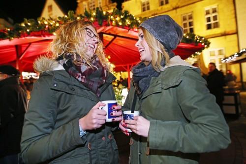 Bielefelder  Weihnachtsabend