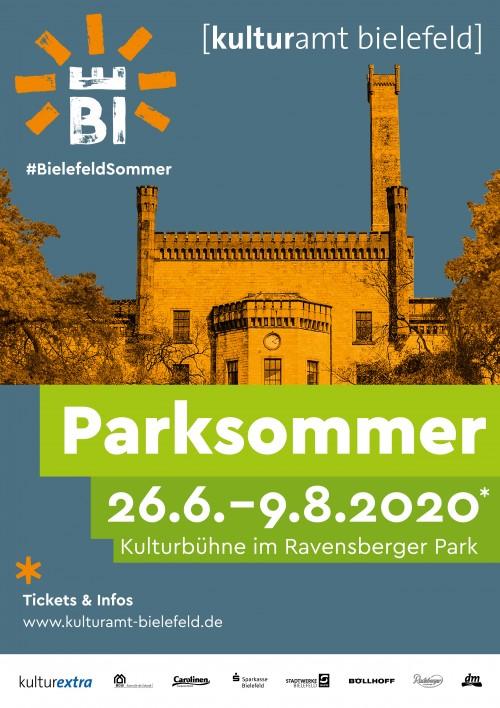 Parksommer Bielefeld