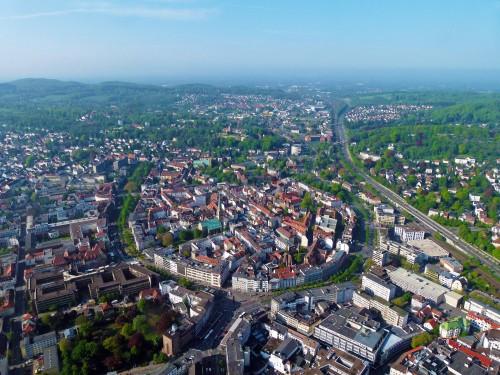 Bielefelder Innenstadt