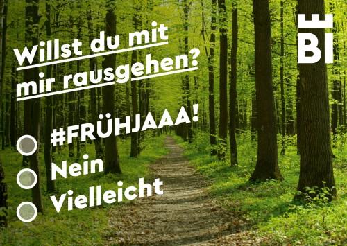 Bielefeld sagt #FRÜHJAAA!