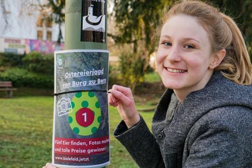 Ostereier-Jagd Bielefeld