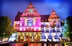 Nachtansichten Bielefeld